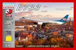 BIG MODEL 1/144 1440007 B737-300 Jugoslovenski Aerotran.