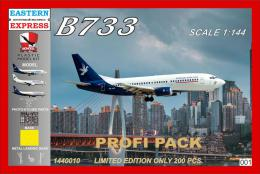 BIG MODEL 1/144 1440010 B737-300 Slovak Airlines