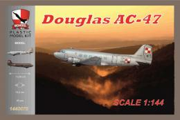 BIG MODEL 1/144 Douglas AC-47
