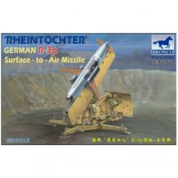 BRONCO 1/35 CB35075 Rheintochter R-3p Surface-to Air M