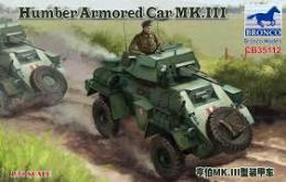 BRONCO 1/35 Humber Armored car MK.III