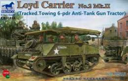 BRONCO 1/35 Loyd Carrier No 2 Mk.Ii