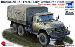 BRONCO 1/35 Russian Zil-131 Truck Early Version