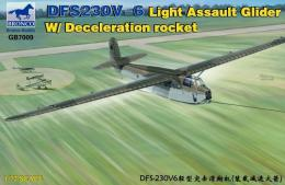 BRONCO 1/72 GB7009 DFS230V-6 Light Assault Glider w/DR