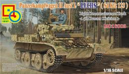 CLASSY 1/16 Luchs 4 Panzer Division