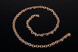 Medium Coarse Brass Chain for 1/35 & 1/48 (30cm)