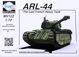 CMK 1/72 ARL-44 The Last French Heavy Tank