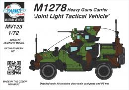 CMK 1/72 M1278 Heavy Guns Carrier Full Resin Kit