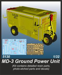 CMK 1/32 MD-3 Ground Power Unit