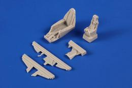 CMK 1/72 A-4B/Q Skyhawk Interior set for AIR