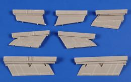 CMK 1/72 Supermarine Swift Control Surfaces (AIRFIX)