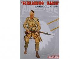 DRAGON  1/16 Screaming eagle (normandy 1944)