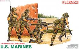 DRAGON  1/35 U.S Marines