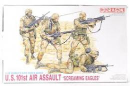 DRAGON  1/35 U.S 101st Air Assault