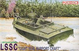 DRAGON  1/35 Light Seal support craft