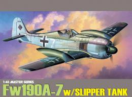 DRAGON 1/48 FW190A-7 W/SLIPPER TANK