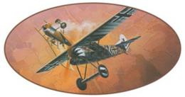 DRAGON 1/48 Fokker D.VIII (KNIGHTS OF THE SKY SERIES