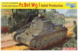 DRAGON  1/35 Pz.bef.wg.I Initial production