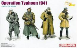 DRAGON 1/35 Operation Typhoon 1941