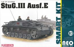 DRAGON 1/35 StuG.III Ausf.E Neo Smart Kit