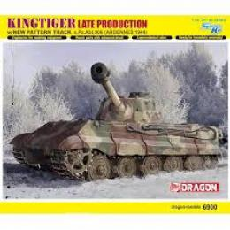 DRAGON 1/35 Kingtiger sPzAbt.506