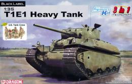 DRAGON Black Label 1/35 Heavy TankT1E1
