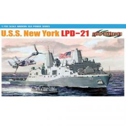 DRAGON CYBER HOBBY 1/700 U.S.S. New York  LPD