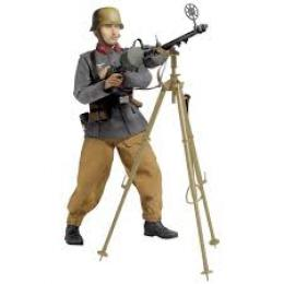 Dragon 70720 1/6 AntiAircraft MG Gunner
