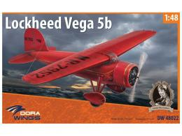 DORA WING 1/48 Lockheed Vega 5b Record flights