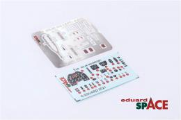 SPACE 1/48 P-51D-15+ Mustang Late 3D for EDU