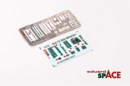 SPACE 1/72 MiG-21MF Fishbed 3D for EDU