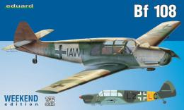 EDUARD WEEKEND 1/32 Bf 108  Taifun