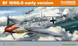 EDUARD PROFIPACK 1/48 Bf-109G-6 early version