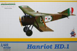 EDUARD WEEKEND 1/48 Hanriot HD.1