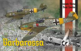 EDUARD LIMITED 1/48 Barbarossa for Bf-109 1941 Dual Combo