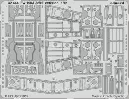 EDUARD SET 1/32 Fw 190A-8/R2 exterior for REV