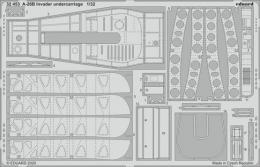 EDUARD SET 1/32 A-26B Invader undercarriage for HBB