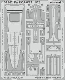 EDUARD SET 1/32 Fw 190A-8/R2 for REV