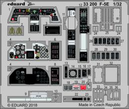 EDUARD Lepty 1/32 F-5E for KIT
