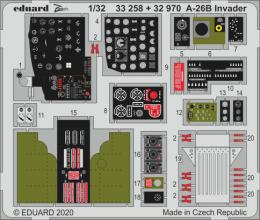 EDUARD SET 1/32 A-26B Invader for HBB