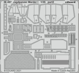 SET 1/35 Jagdpanzer Marder I for TAMIYA