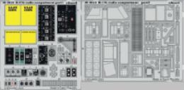 EDUARD SET 1/48 B-17G Flying Fortress  radio compartment for HKM