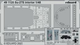 EDUARD SET 1/48 Su-27S Flanker interior for KTH