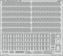 EDUARD Lepty 1/350 CVN-65 Enterprise pt.1 for TAMIYA