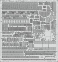 EDUARD SET 1/350 CVN-65 Enterprise pt.5 for TAM