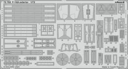 EDUARD SET 1/72 F-35B canopy+undercarriage for ITA