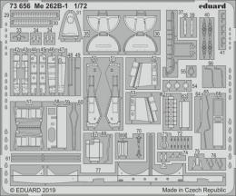 EDUARD SET 1/72 Me 262B-1 Schwalbe for AIR
