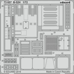 EDUARD SET 1/72 B-52H Stratofortress interior for MDC