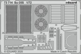 EDUARD SET 1/72 Su-35S for GWH