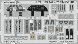 EDUARD ZOOM 1/72 F-111D for HAS/H2000